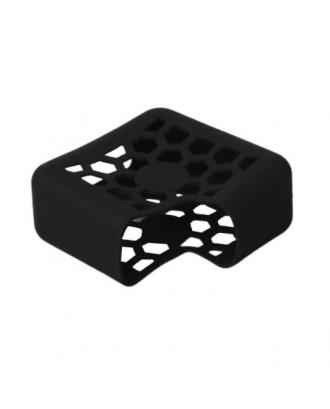 Funda Protector Silicona Cargador MacBook Air A1932 A2179 A2337 29-30W Negro