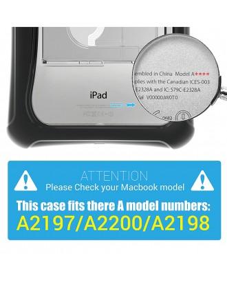 Funda Imantada iPad 10.2 7gen / 8gen 2019 2020 Máxima Proteccion iBenzer