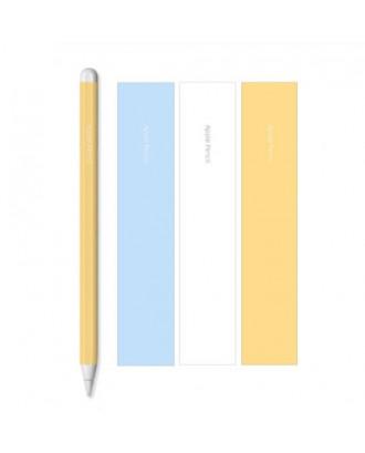 Set 3 Adhesivos Protectores Applepencil 2 Diseño Colores