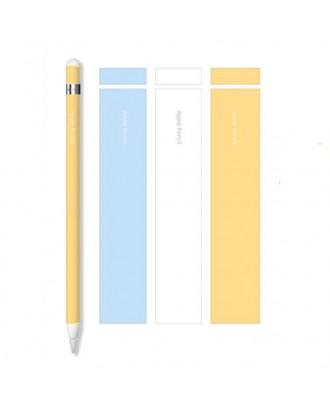 Set 3 Adhesivos Protectores Applepencil 1 Diseño Colores