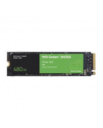 Disco Estado Solido SSD 480GB M2 NVME Western Digital SN350