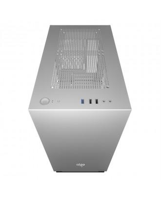 Gabinete Gamer Micro ATX -ITX Aigo Yogo M2 Aigo Blanco