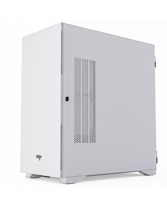 Gabinete Gamer ATX Micro ATX -ITX Aigo Yogo K1 Blanco