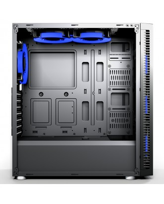 Gabinete Gamer Micro ATX -ITX Patriot Shadow 2 Aigo Negro