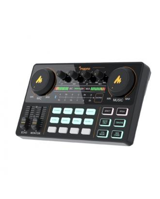 Mixer Sonido 4 Canales Efectos Streaming Maono Caster lite