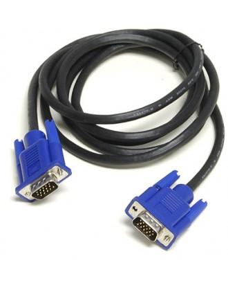 Cable VGA Monitor 1.8 metros conector macho