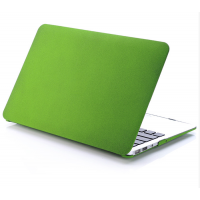 Carcasa texturizada Macbook Air 13 Verde