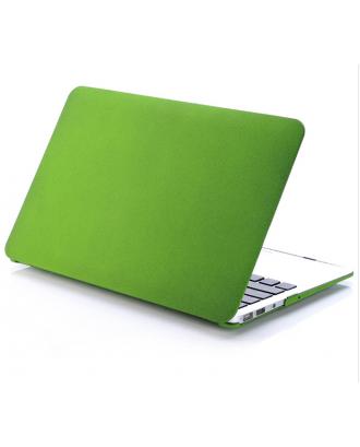 Carcasa Texturizada Macbook Pro 13 Verde