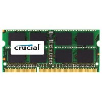 MEMORIA RAM CRUCIAL DDR3 8GB 1600MHZ - COMPATIBLE MACBOOK PRO