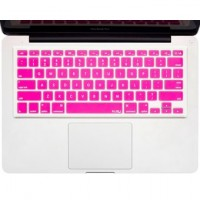 Protector Teclado Macbook Air 11.6 Fucsia