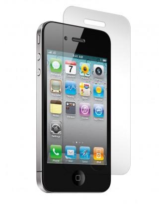 Lamina Vidrio Templado Ultraresistente iPhone 4/4S
