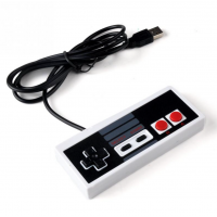 Joystick Usb Pc Diseño nes