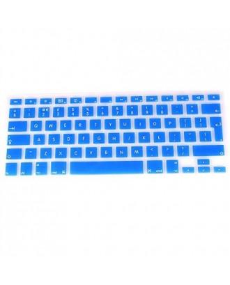 Protector Teclado Macbook Pro / Air / Retina 13 Celeste