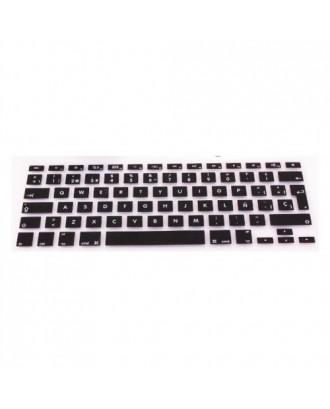 Protector Teclado Macbook Air 11.6 Negro