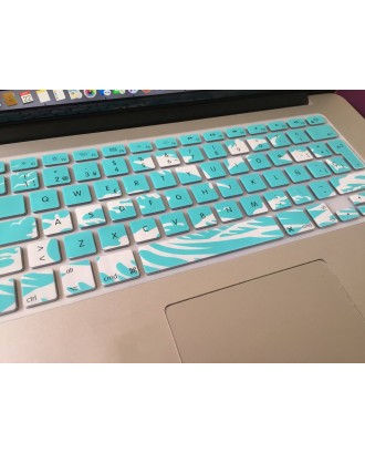 Protector Teclado Macbook Pro-Air-Retina 13 Delfines