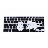 Protector Teclado Macbook Pro-Air-Retina 13 Gatos
