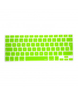 Protector Teclado Macbook Pro / Air / Retina 13 - Verde
