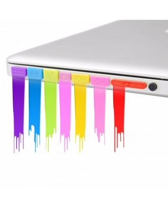Protectores Antipolvo Macbook  Air / Retina Colores