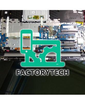 Servicio Técnico Express Notebook FactoryTech