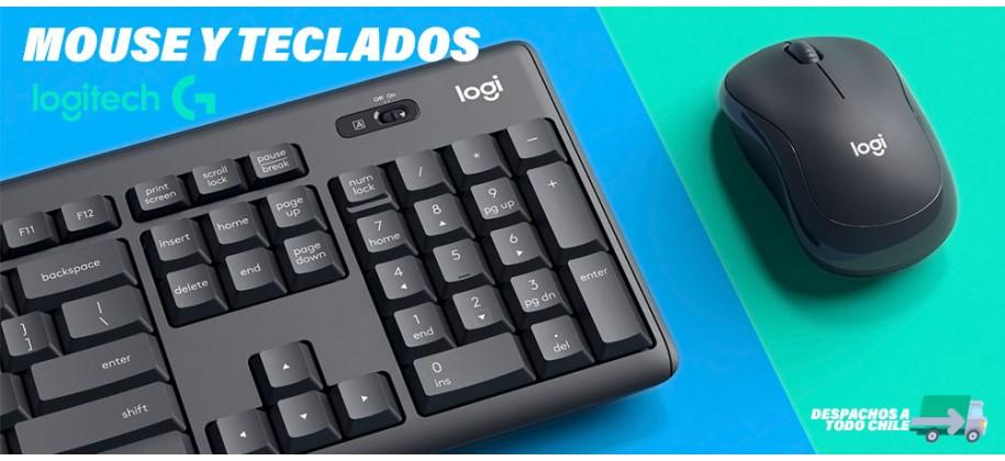 Accesorios Logitech
